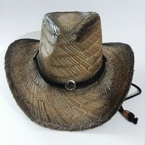 Other - Straw Cowboy Hats